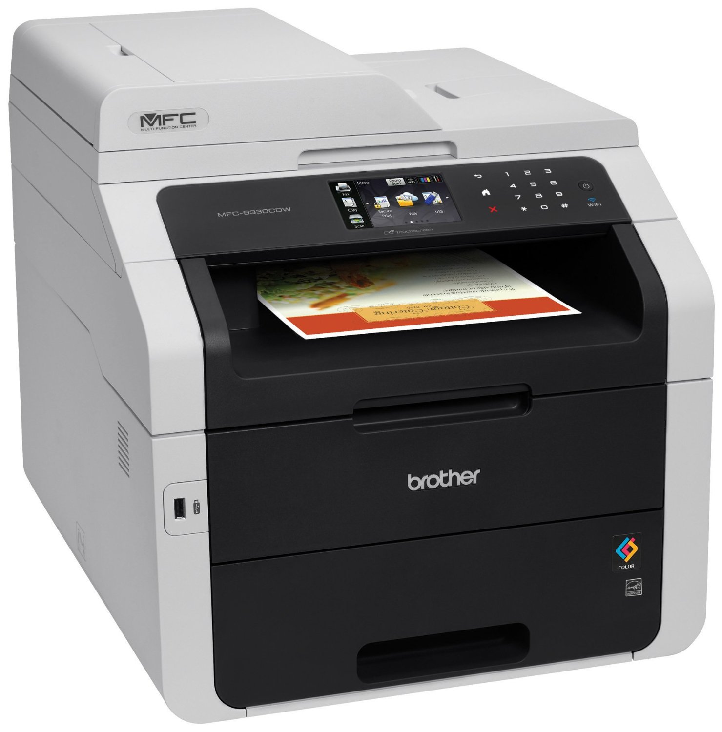 Brother MFC9330CDW 3